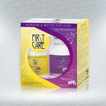 Keratina Para Niñas - Keratin & Botox For Kids De Firstcare