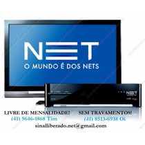 Tv A Cabo Digital Desblokado Inter (net) Canais Hd