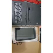 Tablet Intel Con Forro Teclado Cargador Caja