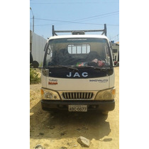 Venta De Camion Jac 2012