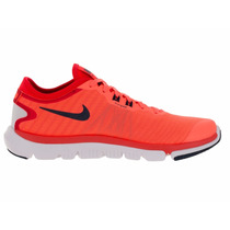 Tenis Nike Wmns Flex Supreme Tr 4 Naranja/bco 2016 Dama