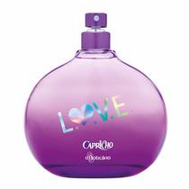Perfume Capricho Love 100ml