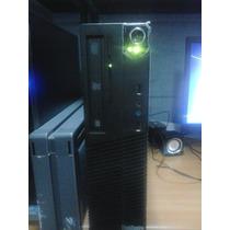 3 Cpu Lenovo Thinkcentre M73 Corei3 ¿ 4gb ¿500 Gb