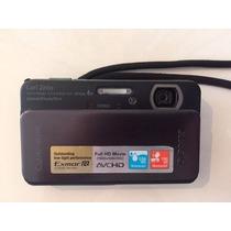 Camera Sony Cyber Shot Tx 10 A Prova Dágua Fotos Em 3d