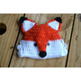 Newborn Gorro Raposinha / Fox