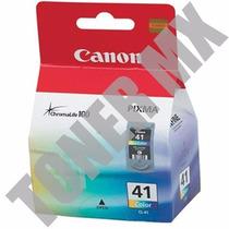 Cartucho Tinta Original Canon Cl41 Color Mx300 310