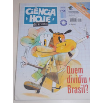 Revista Ciência Hoje Das Crianças- Nº 125- Junho 2002