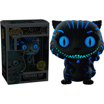 Funko Pop Cheshire Cat Glow Brilla Alice In Wonderland Disne
