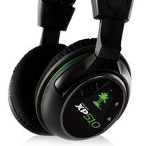 Audífonos Wi-fi Inalámbricos Para Xbox Ps3 Turtle Beach