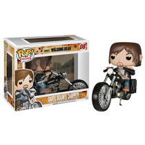 The Walking Dead: Daryl Dixon E Chopper Pop - Funko