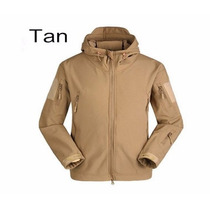 Chamarra Tactica Impermeable, Contra Viento,waterproof