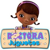 Kit Imprimible Doctora Juguetes Fiesta 3x1
