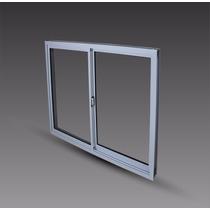 Ventana De Aluminio Linea Herrero 1.20x1.10 Caba/zona Norte