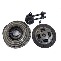 Kit Embreagem Fiesta Hatch Trail Supercharger 1.0 2005 2006