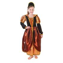 Princesa Traje - Pequeños Tudor Medievales Edwardian Chicas
