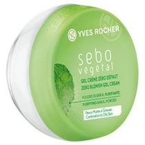 Crema Gel Unificante Sebo Vegetal Yves Rocher Piel Grasa