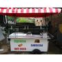 Carritos Hamburguesas Hot Dog Carros Hotdog Carrito Carreta