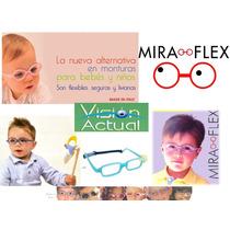 Lentes Miraflex Italianos, Con Garantia