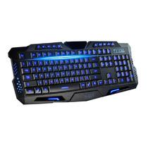 Teclado Gamer Luminoso Led Neon Dpi Usb Legends Tecla Ç A2