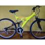 Bicicleta Mountain Bike Doble Suspension(somos Fabricantes).
