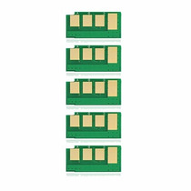 5 Chips Para Samsung Ml 2850 | Ml 2850d | Ml 2851nd