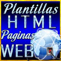Plantillas Html Paginas Web Editables En Dreamweaver Vv4