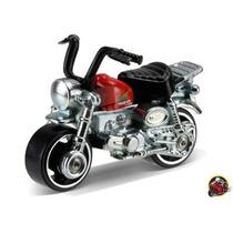 Motocicleta Moto Honda Monkey Z750 Hot Wheels 2016 T Hunt