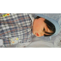 Bebê Reborn Davi Lindo Real Baby ! Pro