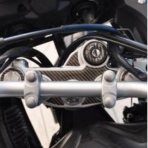Protetor Relevo 3d Mesa + Ignição Moto Yamaha Xtz 250 Tenere