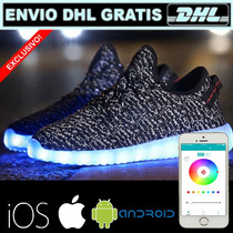 Tenis Led Con Android Modelo C26