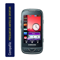 Samsung S5560 Cám 5mpx Wifi Redes Sociales Radiofm Bluetooth