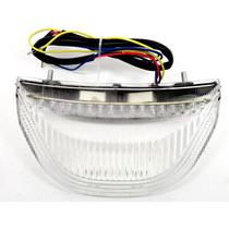 Lanterna Leds Traseira C/pisca Integrado Cbr 600rr / 1000rr
