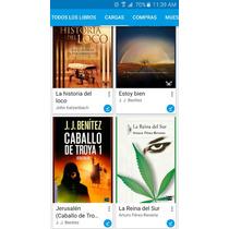 Libros Electrónicos ( Epub ) Para Tablet, Móvil, Pc, Lector