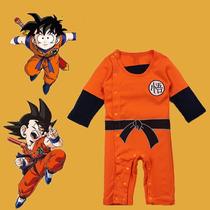Mameluco Para Bebe De Goku