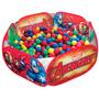 Piscina De Bolinhas Zippy Toys Avengers 100 Bolinhas Barato