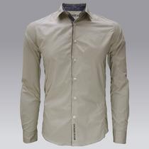 Camisa Eco-casual Tacto Seda Cgd134f161