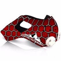 Mascara Para Entrenamiento Elevation Training Mask Spider