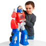 Figura Gigante Optimus Prime Rescue Bots Transformers 55 Cms<br><strong class='ch-price reputation-tooltip-price'>$ 20.000</strong>