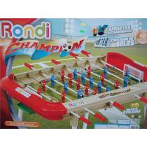 Metegol Champion Rondi