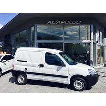 Peugeot Partnet Furgon Diesel Okm */ $ 119000 Y Cuotas/*