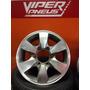 Roda Toyota Hilux Aro 16 Original !!! Viper Pneus