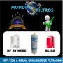 Refil Vela Filtro Purificador Europa By Hebe / Bliss 100%