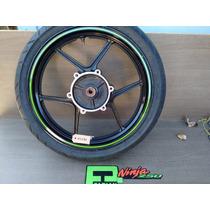 Llanta Delantera De Kawasaki Ninja 250 R K5290
