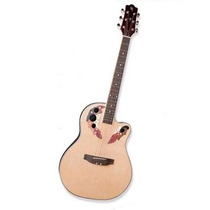Guit Electroacustica Parquer Tipo Ovation Master Goc200eq4