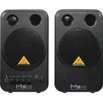 Caixa Ativa Behringer Monitor Speakers Ms16 16w