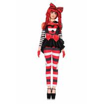 Disfraz De Muñeca De Trapo Leg Avenue Para Halloween