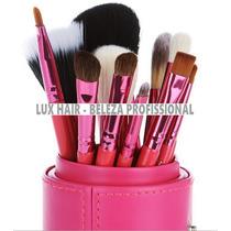 Pincel De Maquiagem Kit Profissional De Excelente Qualidade