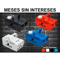 Steelpro Cámara De Humo Rgb, 500w, Control Remoto Y Manual