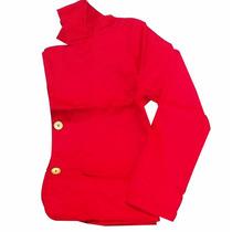 Blazer Feminino Colorido Alta Costura Fashion Terninho Slim