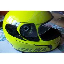 Casco Para Motociclista Italika